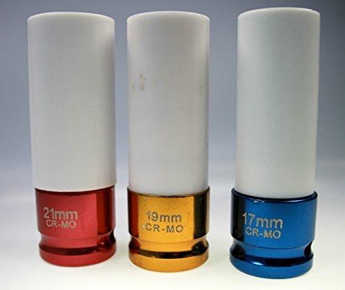 Marapon l Kraft-Schoneinsätze l 17-19-21 mm l 1/2