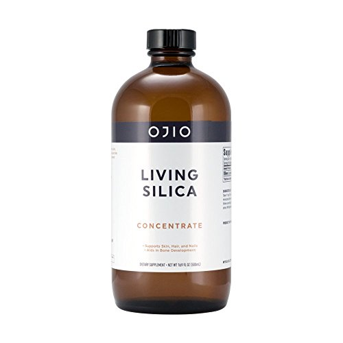 Ojio Nutrition Essentials - Living Silica - 500 mL