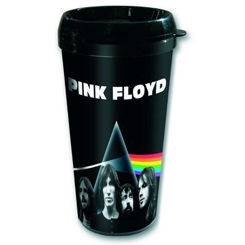 Price comparison product image Pink Floyd Dark Side Of The Moon Insulated Plastic Travel Mug