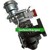 GOWE Turbocompresor para refrigerado por aceite eléctrico Supercharger Turbo Kit