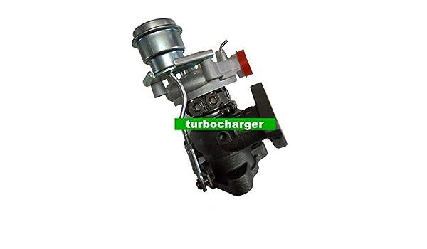 GOWE Turbocompresor para refrigerado por aceite eléctrico Supercharger Turbo Kit: Amazon.es: Bricolaje y herramientas