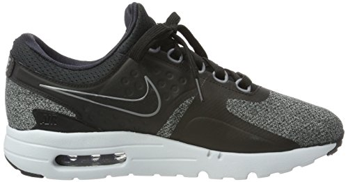 cool pure Nike Platinum Air Zero Essential Sneaker anthracite Nero Black Uomo Grey Black Max Hf7vgW4HB