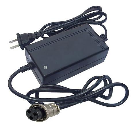 iMeshbean ?® 24V Cargador de batería para Scooter Razor E100 E125 ...