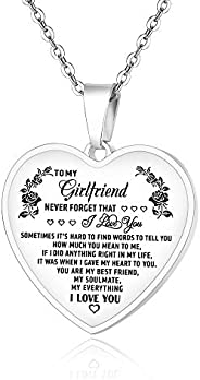 FAYERXL Best Birthday Gifts for Wife, Wife Gifts from Husband, Happy Anniversary - Wife Valentines Gift, Mothe