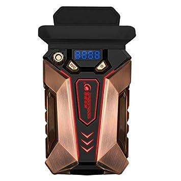 SODIAL Enfriador de ordenador portatil Ordenador portatil en metal- El mas potente: Amazon.es: Electrónica
