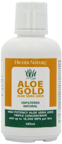 Higher Nature Aloe Gold Natural 485ml ()