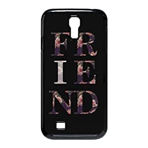 FLYBAI Soul Mate Matching Couple True Best Friend Phone Case For Samsung Galaxy S4 i9500 [Pattern-6]