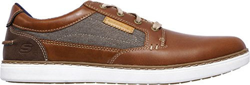 cheap price free shipping Skechers Men's Lanson-Reldon Trainers Light Tan discount low price countdown package online GaK6DbBY