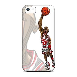 VynbbBB4490qBeBj Anti-scratch Case Cover Jeffrehing Protective Jordan Case For Iphone 5c