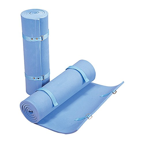 Stansport Pack-Lite Pad (72X19X3/8-Inch, Blue)