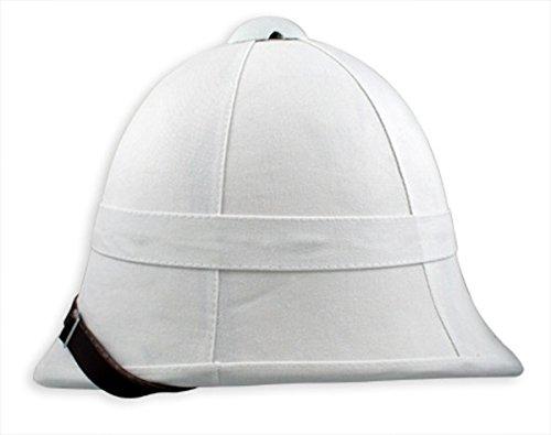 Historical Emporium Men's British Empire Pith Helmet -