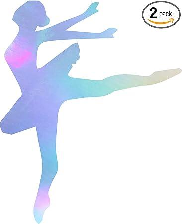 BALLERINA BALLET DANCER VINYL DECAL STICKER WINDOW WALL CAR BUMPER LAPTOP