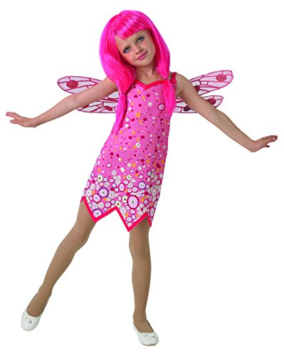 Classic Mia and Me - Childrens Fancy Dress Costume - Small - 104cm - Age 3-4 - Mia Costume Japan