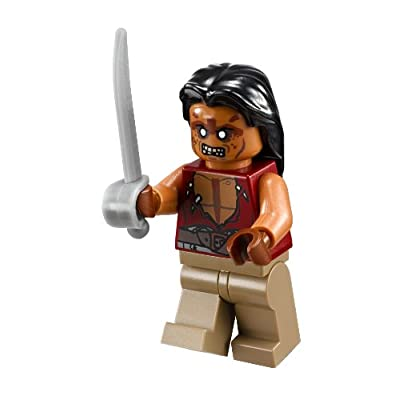 Disney Lego Pirates of The Caribbean 4191: The Captain's Cabin: Toys & Games