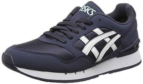 Atlanis India Ink Asics Blau Gymnastik Unisex white Gel Erwachsene gwUqHzt