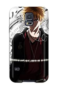 Ultra Slim Fit Hard Tasha P Todd Case Cover Specially Made For Galaxy S5- Bleach by lolosakes