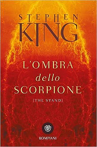 stephen king sl'ombra dello scorpione