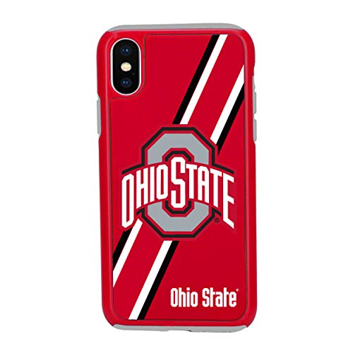 "iPhone XR (6.1"") Impact Series Dual Layered Protective Case for NCAA Ohio State"