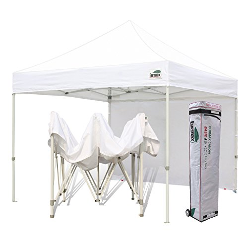 Eurmax 10 X10 Easy Pop Up Canopy Outdoor Commercial