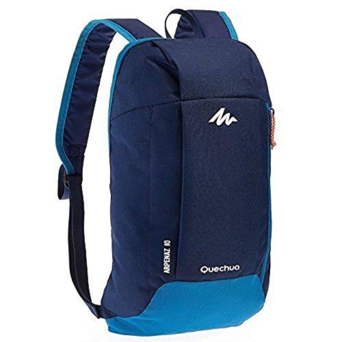 cf353903c7 Quechua Kids Adults X-Sports Decathlon 10L Outdoor Day Backpack Small -  Dark Blue