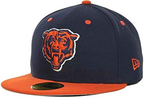 287329f277a Bears New Era 59fifty Hats