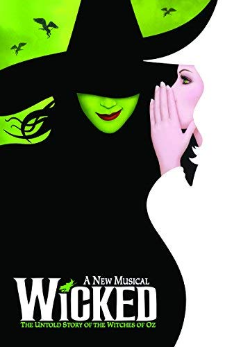 (NEW Wicked (Broadway) Poster (11 x 17 Inches - 28cm x 44cm) Master Poster 11x17)