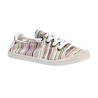 Cover Girl Reise Canvas Sneaker, Multi 7.5