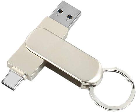 Lápiz USB para Smartphone, Giro de Metal, 360 ° de Velocidad, OTG ...