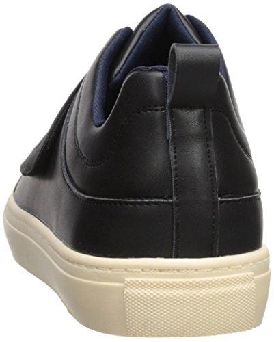 Nautica Heren Acamar Sneaker Zwart Glad