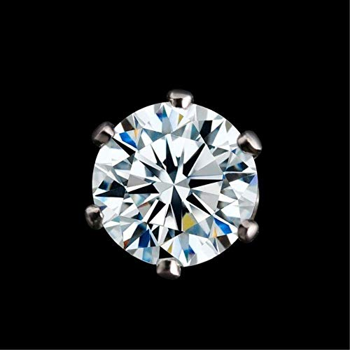 NiuChong Ear Nail Fat Burning Without Dieting Magnet Crystal Earring Ear Stud Valid Love it by NiuChong (Image #2)