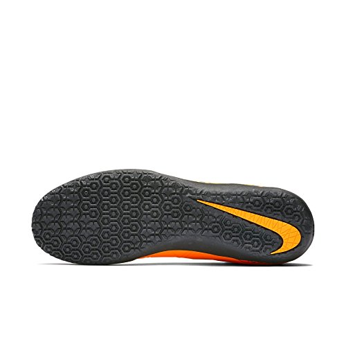 Hypervenom Phelon II IC zapatos de fútbol sala TOTAL ORANGE/BLACK