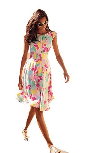 BODEN Floral Summer Flowershow Dress Size US 10 P from BODEN