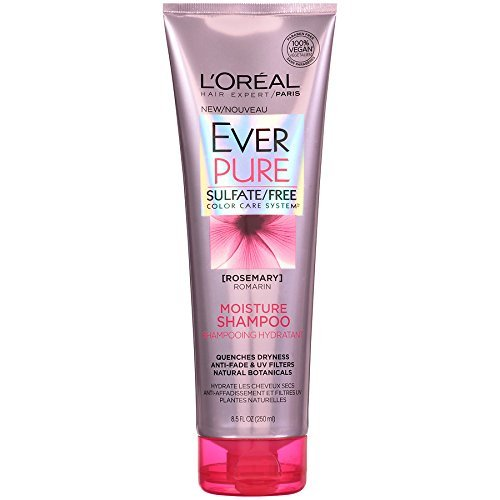 L'Oreal Paris EverPure Sulfate-Free Color Care System Moisture Shampoo, 8.5 fl. Oz.