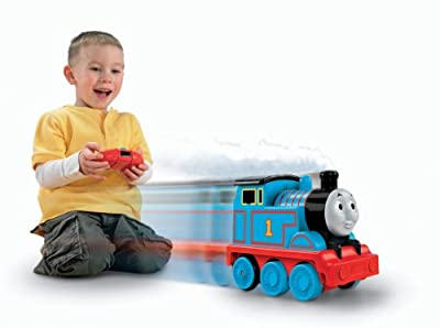 Fisher-Price Thomas the Train: Preschool Steam 'n Speed R/C Thomas [Amazon Exclusive]