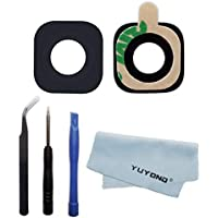 YUYOND Back Rear Camera Glass Lens Replacement for...