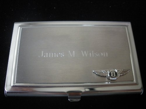 bentley-brushed-silver-and-chrome-silver-business-card-case-free-engraving