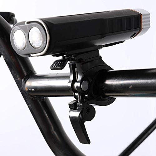 多機能トーチ自転車バイクライトサイクリングフロントライトフラッドライトマウンテンロードライトナイトリアバイクライト自転車アクセサリーパーツ