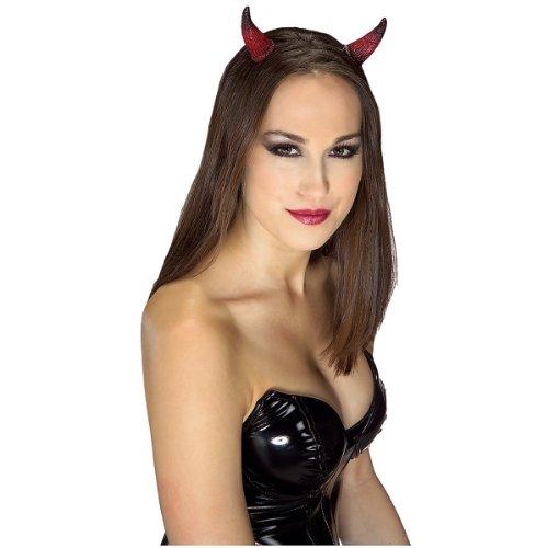 Rubie's Costume Co. 6428 Devil Horns Costume, One Size, Multicolor ()
