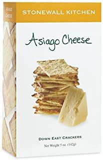 product image for Stonewall Kitchen Asiago Cheese Crackers, 5 Ounces