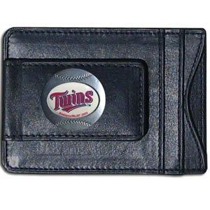 (Money Clip/Cardholder - Minnesota Twins)