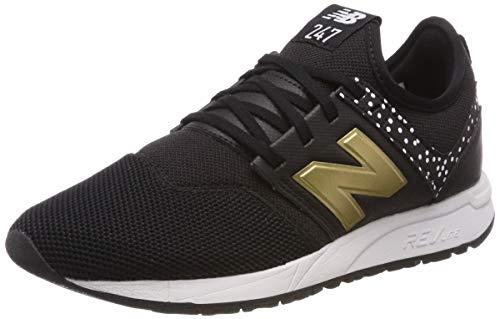 Hb gold Para black Balance Zapatillas Mujer 247v1 Negro New WB0aq8FP8