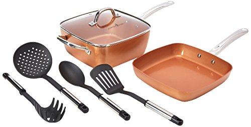 6 ceramic fry pan - 7
