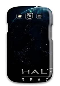 KxUxG41054vapMB Billyar Awesome Case Cover Compatible With Galaxy S3 - Halo Reach Cover