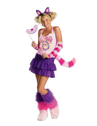 The Cheshire Cat Costume - Teen X-Large (Alice Teen Costume)