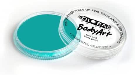 Global Body Art Face Paint - Standard Teal 32gr
