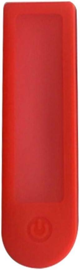 Funda De Silicona Impermeable Para Xiaomi Mijia M365 / Pro Scooter Eléctrico, Funda Protectora, Protector De Concha, Funda Protectora De Cubierta Visual Resistente A Los Arañazos, 13,8 X 3,6 X 0,8 Cm
