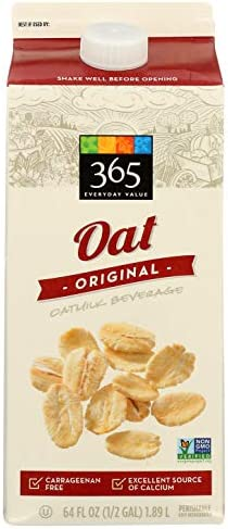 365 Everyday Value, Oatmilk Beverage, Original, 64 Fl Oz