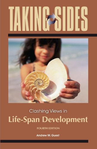 Taking Sides:...Lifespan Development