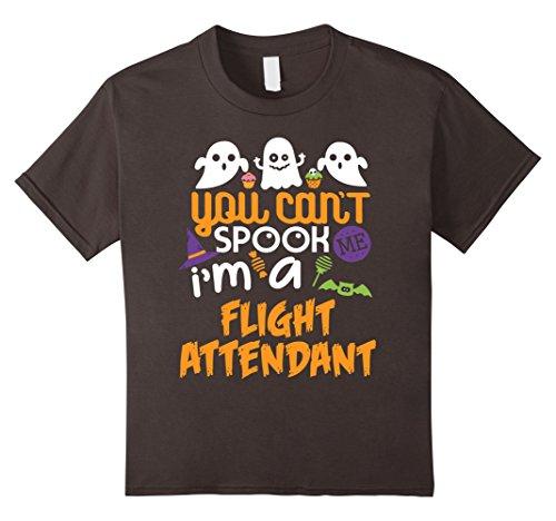 Flight Attendant Costumes For Kids (Kids Flight Attendant Halloween Costume Party Can't Spook Me 4 Asphalt)