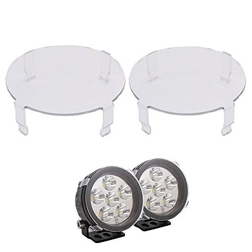 (Lightronic 2PCS Light Covers For 3.5
